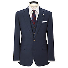 Buy Chester by Chester Barrie Birdseye Tailored Suit Jacket, New Blue Online at johnlewis.com