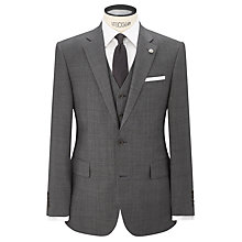 Buy Chester by Chester Barrie Prince of Wales Check Suit Jacket, Grey Online at johnlewis.com