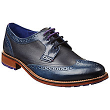 Buy Ted Baker Cassius Leather Wingtip Derby Brogues Online at johnlewis.com