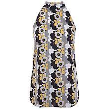 Buy Miss Selfridge Sleeveless Daisy Top, Multi Online at johnlewis.com