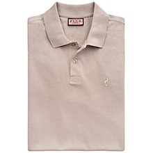 Buy Thomas Pink Millier Polo Shirt, Beige Online at johnlewis.com