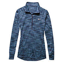 Buy Under Armour UA Tech Space Dye Long Sleeve Top Online at johnlewis.com