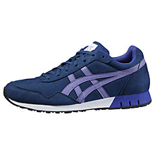 Buy Asics Curreo Sports Women's Trainer, Blue Online at johnlewis.com