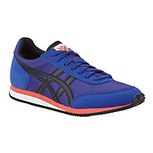 Buy Asics Sakurada Women's Trainers, Blue Online at johnlewis.com