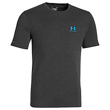 Buy Under Armour Charged Cotton Training T-Shirt Online at johnlewis.com