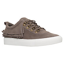 Buy KG by Kurt Geiger Lynx Lace Up Trainers Online at johnlewis.com