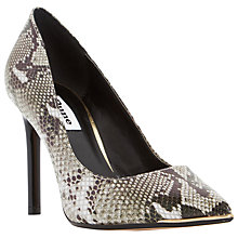 Buy Dune Azaleah High Heeled Stiletto Court Shoes Online at johnlewis.com
