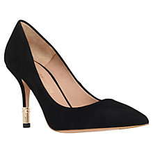Buy Kurt Geiger Charing High Heeled Stiletto Court Shoes Online at johnlewis.com
