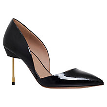 Buy Kurt Geiger Beaumont Cut Away Stilettos Online at johnlewis.com