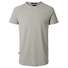 Buy Selected Homme + Kobenhavn Curve T-Shirt Online at johnlewis.com