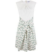 Buy Closet Bird Pleated Detail Dress, Multi Online at johnlewis.com