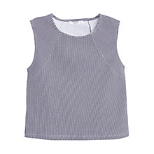 Buy Mango Striped Top, Navy Online at johnlewis.com