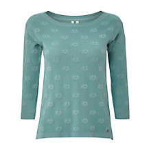 Buy White Stuff Delicate Jumper, Teal Online at johnlewis.com