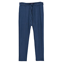 Buy Violeta by Mango Baggy Denim Trousers Online at johnlewis.com