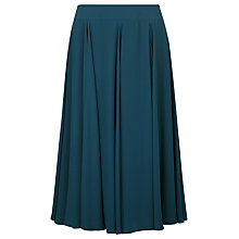 Buy Jacques Vert Car Wash Skirt, Blue Online at johnlewis.com