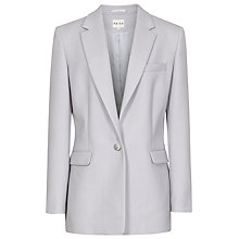 Buy Reiss Ash Short Outerwear Jacket, Lilac Online at johnlewis.com