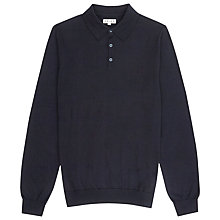 Buy Reiss Mansion Merino Wool Polo Shirt Online at johnlewis.com