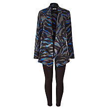 Buy DKNY City Escape Cardigan And Legging Set, Black / Multi Online at johnlewis.com