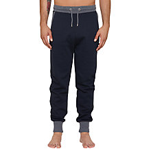 Buy Original Penguin Guvnor Jogging Bottoms, Dark Sapphire Online at johnlewis.com