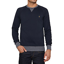 Buy Original Penguin Marshall Jersey Sweatshirt Online at johnlewis.com