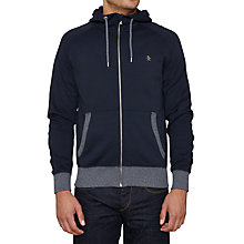 Buy Original Penguin Gaffner Jersey Zip Hoodie Online at johnlewis.com