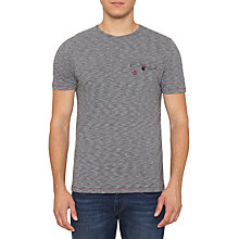 Buy Original Penguin Welter Slub T-Shirt Online at johnlewis.com