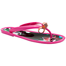 Buy Ted Baker Taito Jelly Flip Flops Online at johnlewis.com