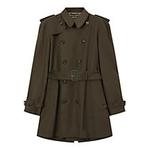 Buy Aquascutum Patmore Double Breasted Trench Coat Online at johnlewis.com