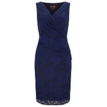 Buy Phase Eight Amaya Lace Dress, Cobalt Online at johnlewis.com
