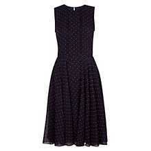 Buy Hobbs Isla Dress, Multi Online at johnlewis.com