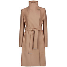 Buy Ted Baker Lorili Long Wrap Coat Online at johnlewis.com