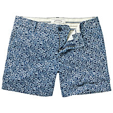 Buy Fat Face Forest Modern Chino Shorts, Navy Online at johnlewis.com