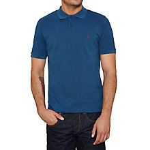 Buy Original Penguin Daddy Short Sleeve Polo Top, Poseidon Online at johnlewis.com