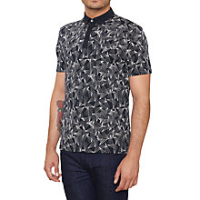 Buy Original Penguin Aop Polo Shirt, Dark Sapphire Online at johnlewis.com
