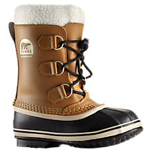 Buy Sorel Yoot Pac Snow Boots, Tan Online at johnlewis.com