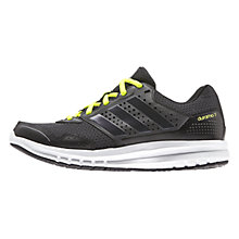 Buy Adidas Duramo 7 Kids Sports Shoes, Black/Neon Green Online at johnlewis.com