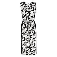 Buy Oasis Meadow Sketch Printed Midi Dress, Multi Online at johnlewis.com