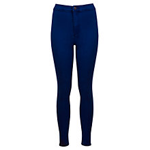 Buy Miss Selfridge Denim Jeans, Mid Wash Denim Online at johnlewis.com