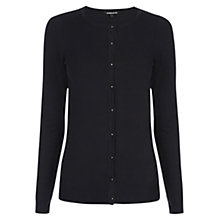 Buy Warehouse Crew Neck Cardigan Online at johnlewis.com