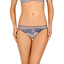 Buy Stella McCartney Ellie Leaping Bikini Briefs, Dove Grey Dotty Print Online at johnlewis.com