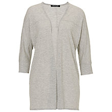 Buy Betty Barclay Fine Cardigan, Light Grey Melange Online at johnlewis.com