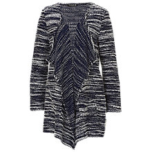 Buy Betty Barclay Chunky Cardigan, Dark Blue/Nature Online at johnlewis.com