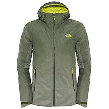 Buy The North Face FuseForm Dot Matrix Insulated Jacket, Scallion Green Online at johnlewis.com