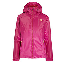 Buy The North Face FuseForm Dot Matrix Insulated Women's Jacket, Dramatic Plum Online at johnlewis.com