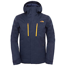Buy The North Face Contrin Waterproof Men's Jacket, Cosmic Blue Online at johnlewis.com