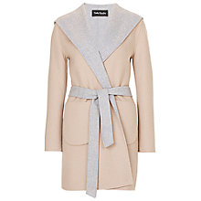Buy Betty Barclay Reversible Coat, Natural/Grey Online at johnlewis.com