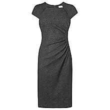 Buy L.K. Bennett Mira Dress, Black Online at johnlewis.com