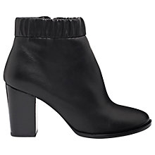 Buy Whistles Lotus High Block Heeled Ankle Boots Online at johnlewis.com