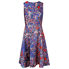 Buy L.K. Bennett Bruna Printed Dress, Multi Online at johnlewis.com