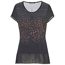 Buy Betty Barclay Short Sleeve T-Shirt, Multi Online at johnlewis.com